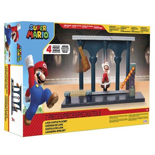 Playset Super Mario Castillo Nintendo