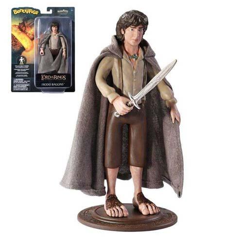 Figura Bendyfigs Frodo El Señor De Los Anillos