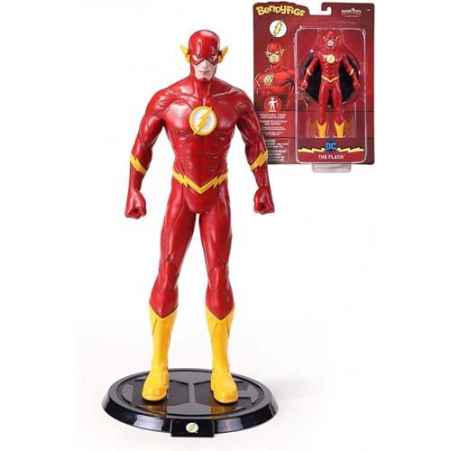 Figura Bendyfigs The Flash Dc Comic