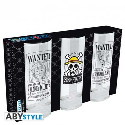 Vasos De Tubo One Piece
