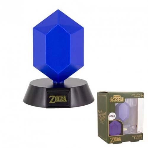 Lampara Zelda Rupias Azul