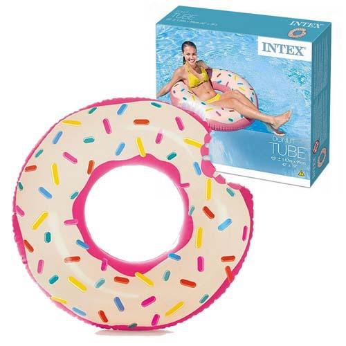 Flotador Redondo Donut Bocado
