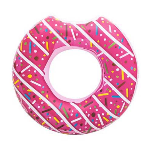 Flotador Redondo Donut Bocado Rosa