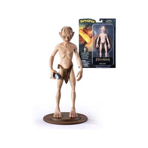Figura Bendyfigs Gollum El Señor De Los Anillos