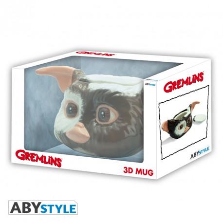 Taza 3D Gremlins Gizmo