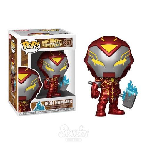 Funko Pop Infinity Wars 857 Iron Hammer
