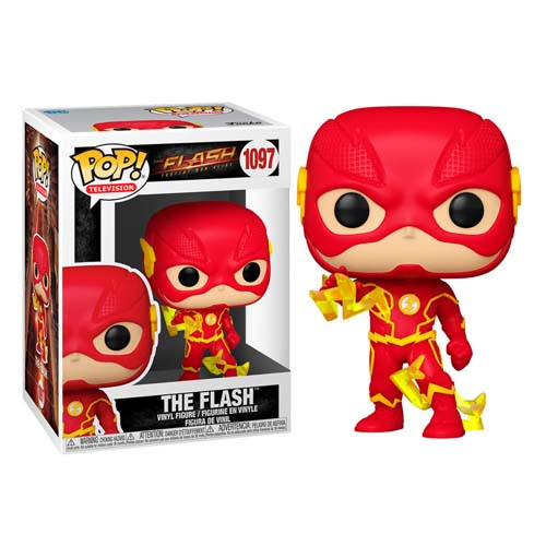 Funko Pop Flash 1097 The Flash