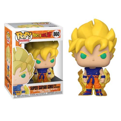 Funko Pop Dragon Ball 860 Super Saiyan Goku