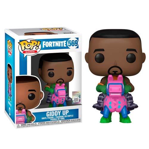 Funko Pop Fortnite 569 Giddy Up