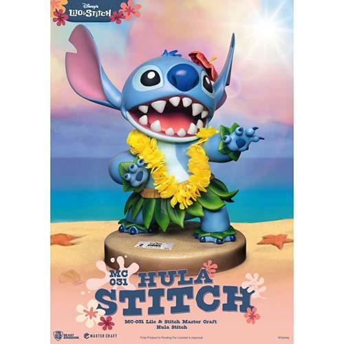 Figura Stitch Hula Disney