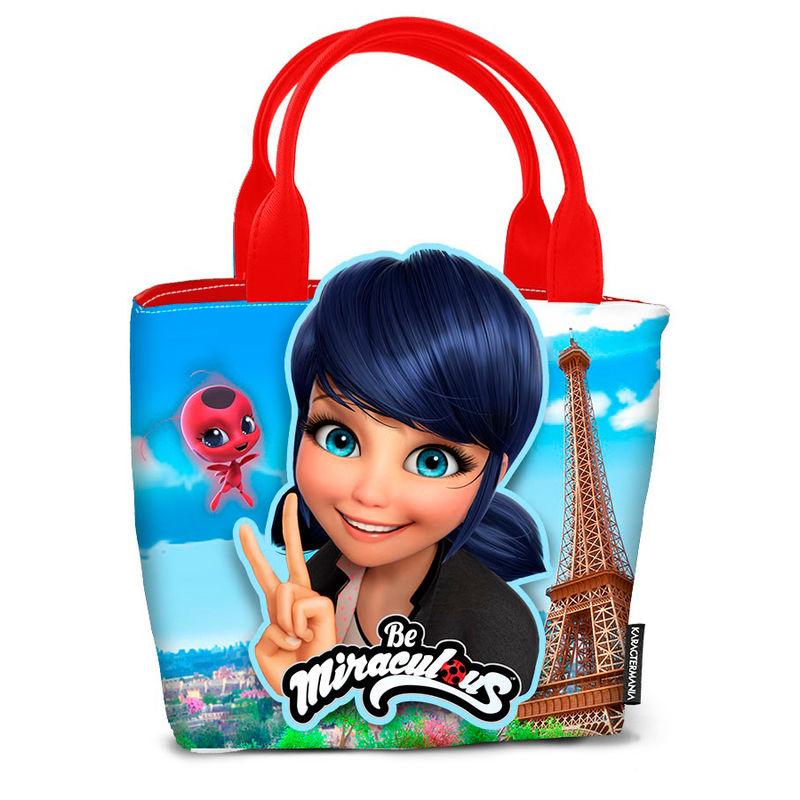 Bolso Shopping Prodigiosa Ladybug Courage
