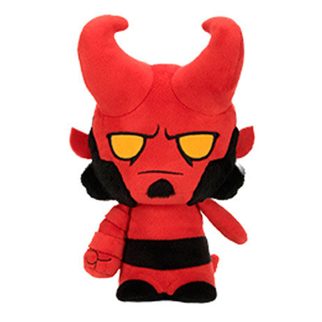 Peluche Hellboy with Horns