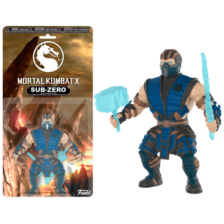 Action figure Mortal Kombat Sub-Zero