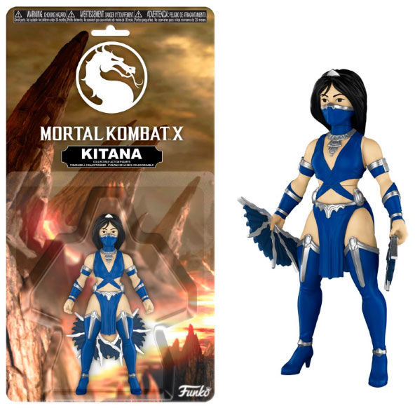 Action figure Mortal Kombat Kitana