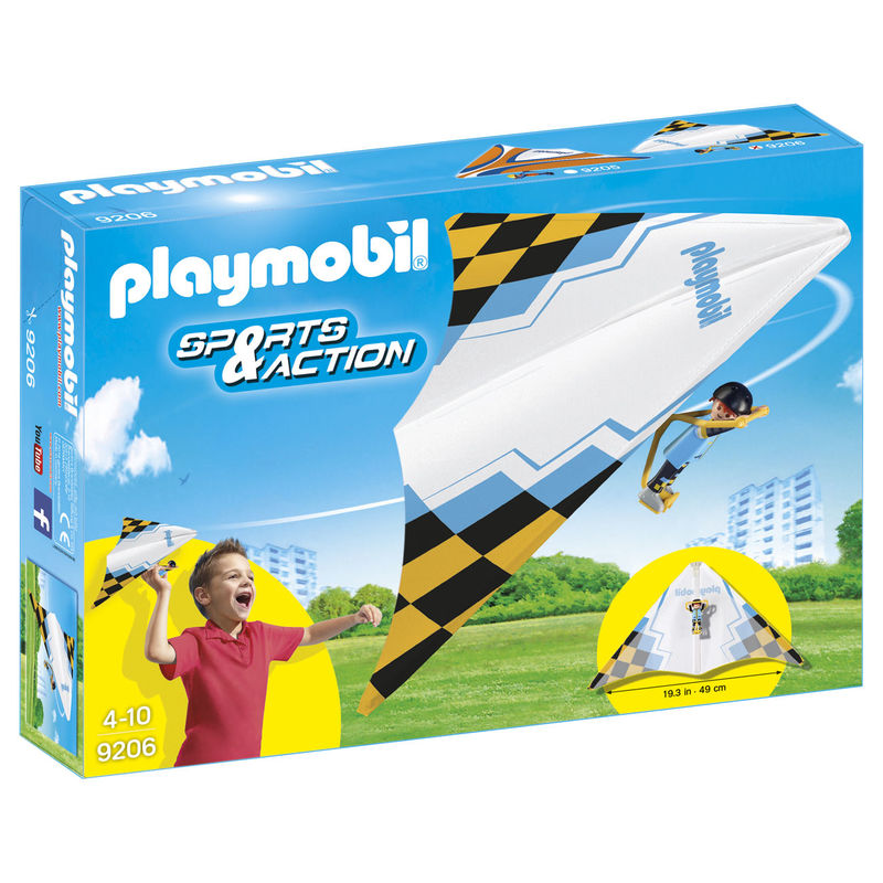 Ala Delta Jack Playmobil Sports & Action
