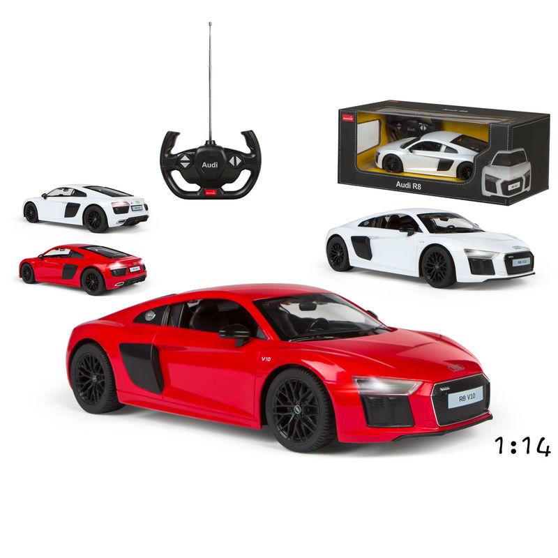 Coche Audi R8 V10 radio control surtido