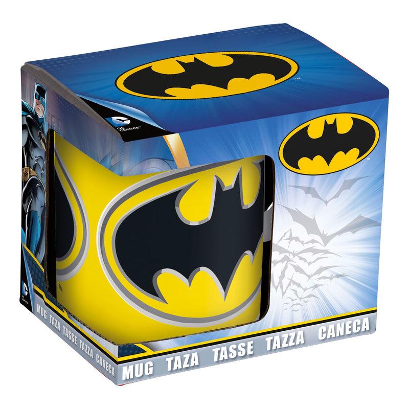 Taza Batman DC Comics ceramica