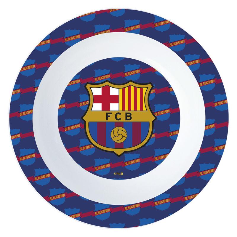 Cuenco FC Barcelona Kids microondas