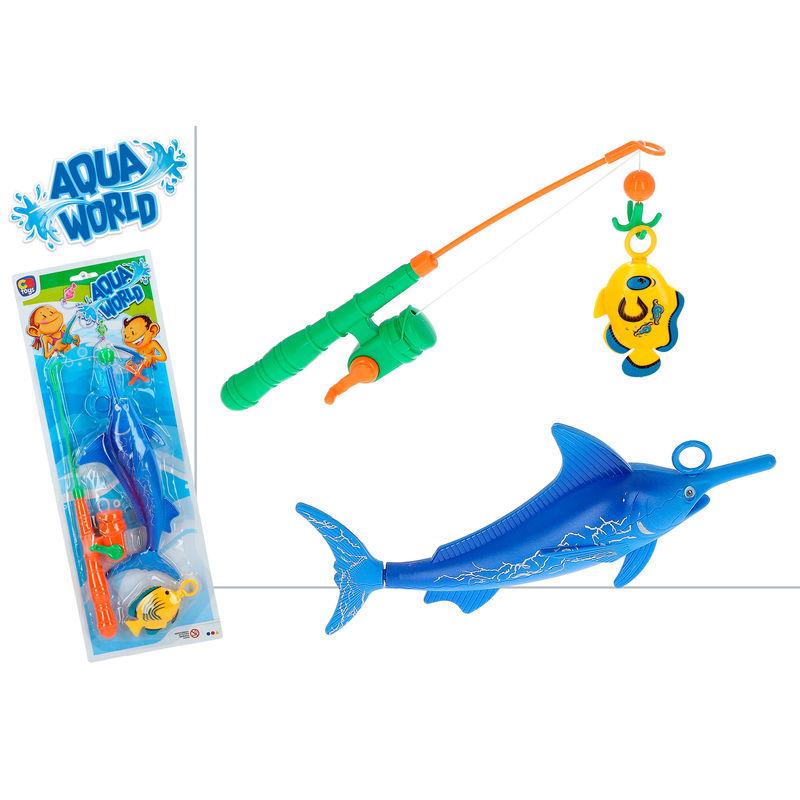 Juego pesca