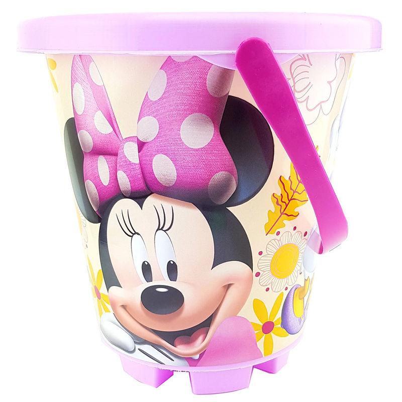 Cubo playa Mickey Minnie Disney Club House surtido*