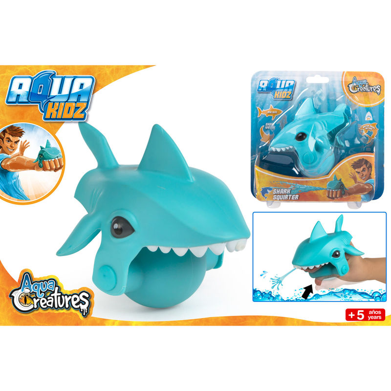 Lanzador agua Tiburon Aqua Kiz