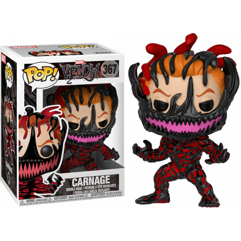Figura POP Marvel Venom Carnage Cletus Kasady
