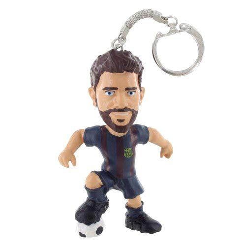 Llavero Pique F.C Barcelona