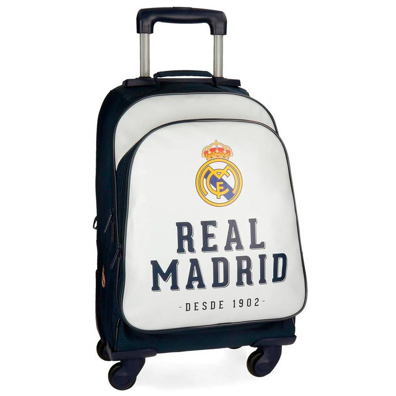 Maletra trolley Real Madrid 4r 50cm