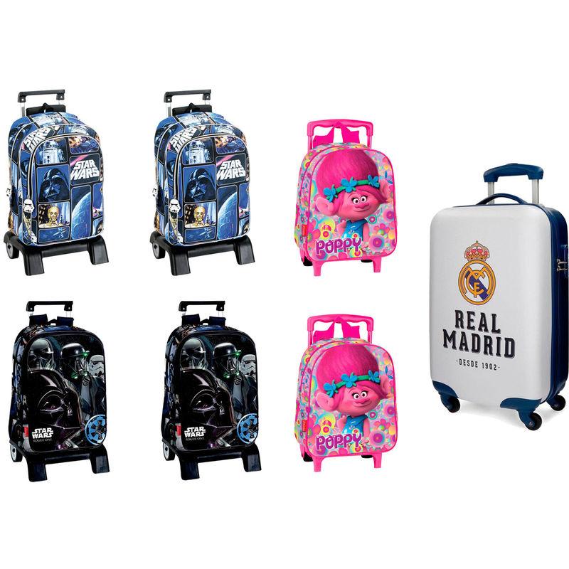 Pack oferta trolleys ¡12,99€ x unidad!