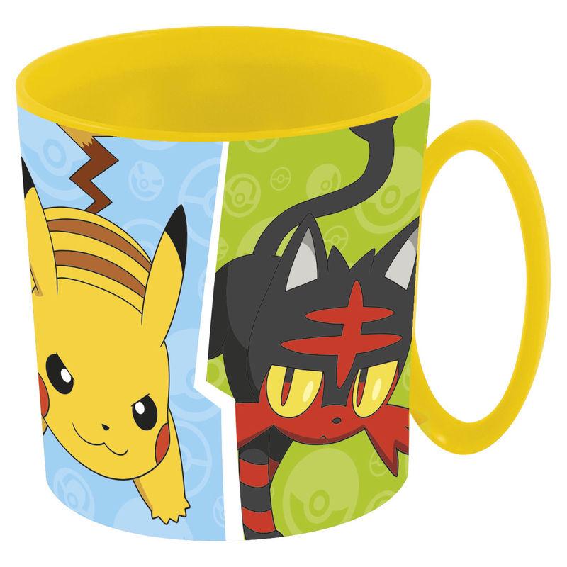 Taza Pokemon microondas