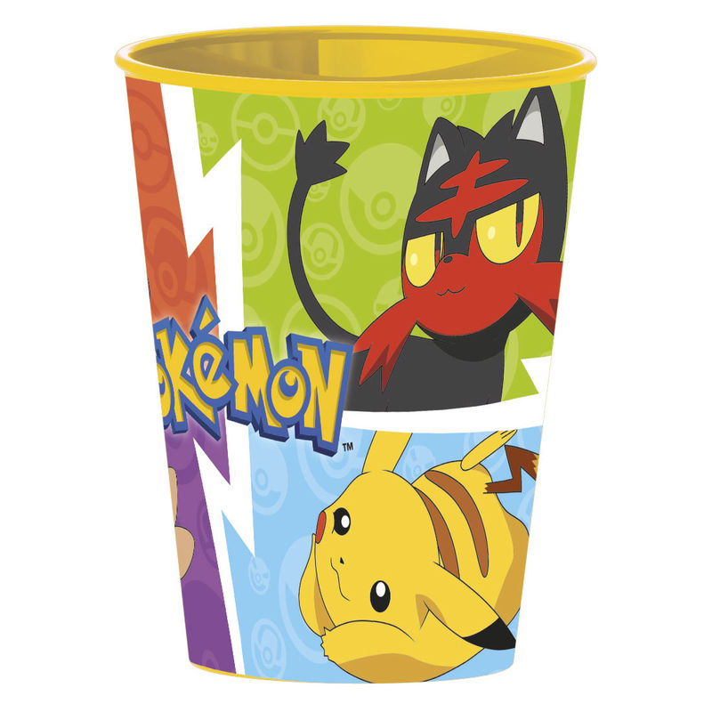 Vaso Pokemon 260ml