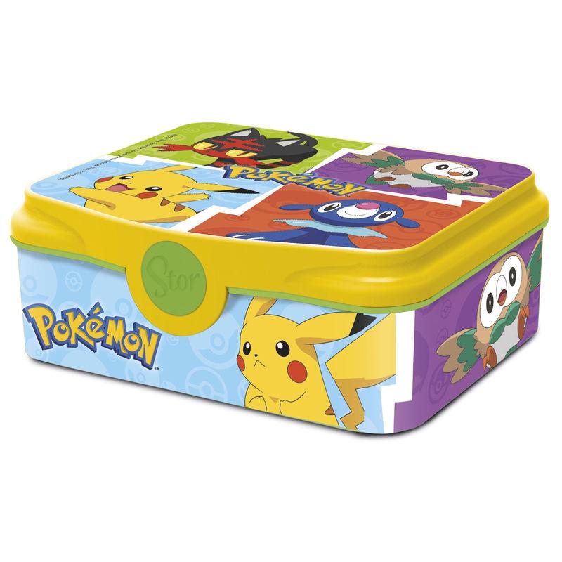 Sandwichera Pokemon