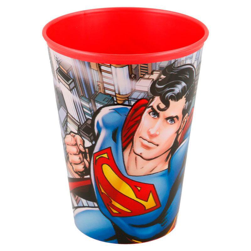 Vaso Superman DC Comics