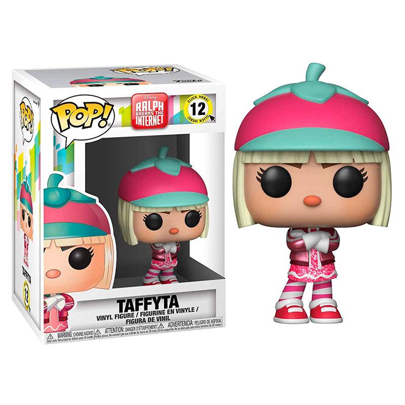 Figura POP Disney Wreck-It Ralph Taffyta