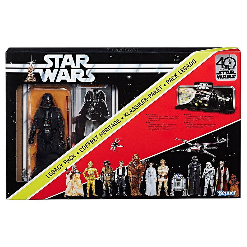 Pack Legado Darth Vader Star Wars