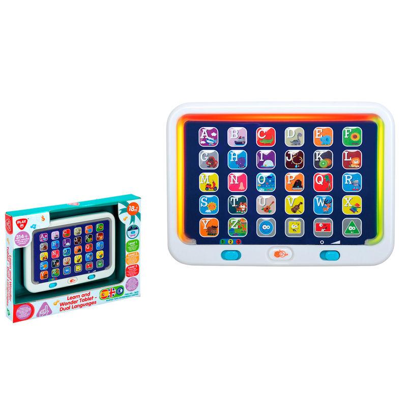Tablet Infantil Español Ingles