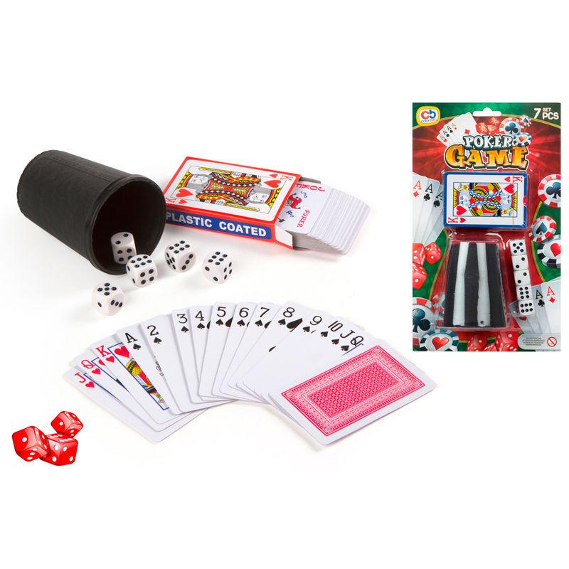 Blister Poker surtido