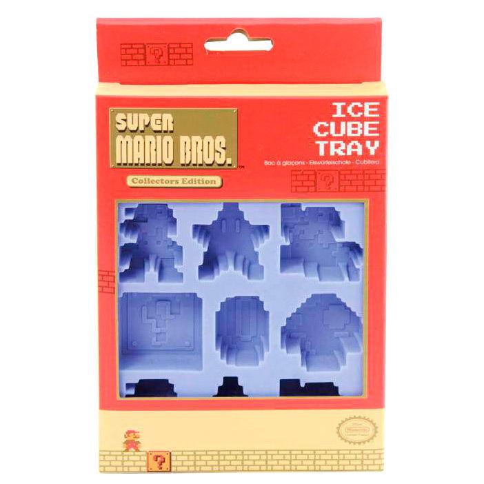 Molde cubos hielo Super Mario Bros Nintendo