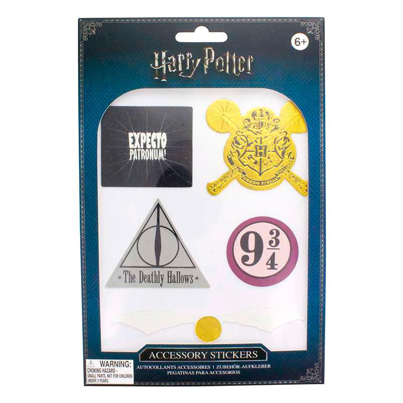 Set pegatinas Harry Potter