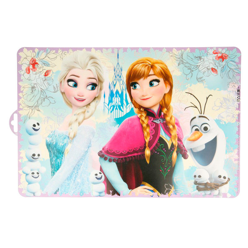 Mantel individual Frozen Disney