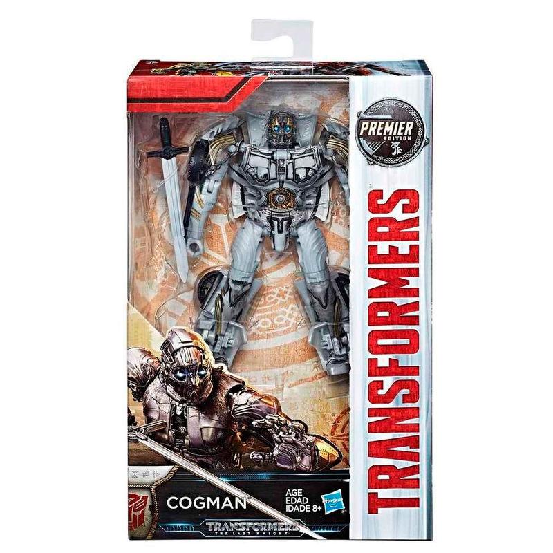 Figura Cogman Transformers