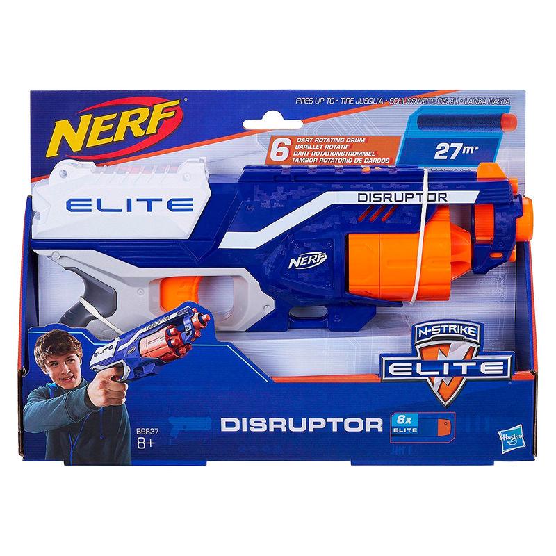 Pistola N-Strike Elite Disruptor