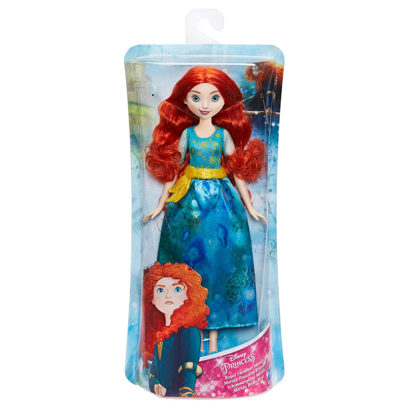 Muñeca Merida Brave Disney