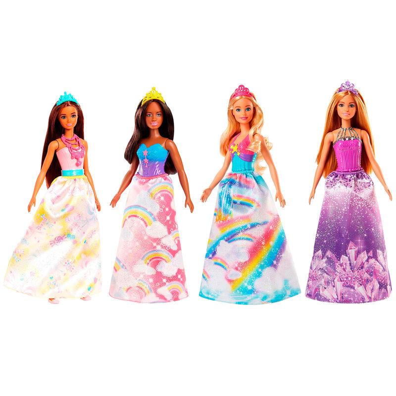 Muñeca Barbie Dreamtopia surtido
