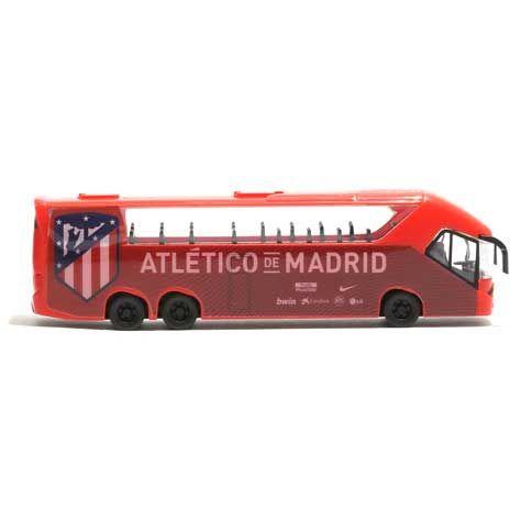 Autobus Atletico Madrid