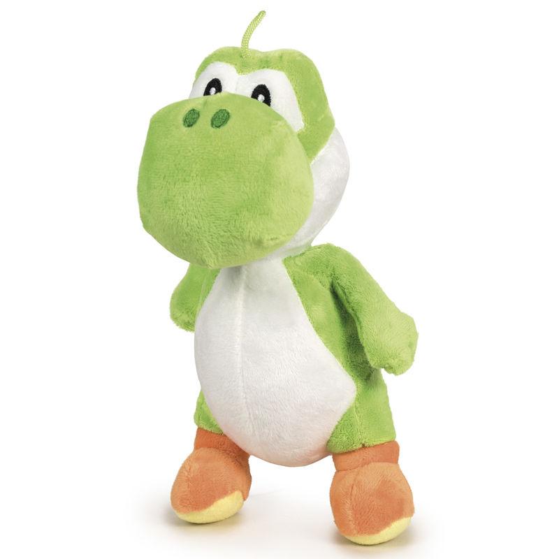 Peluche Yoshi Super Mario Bros Nintendo soft 20cm
