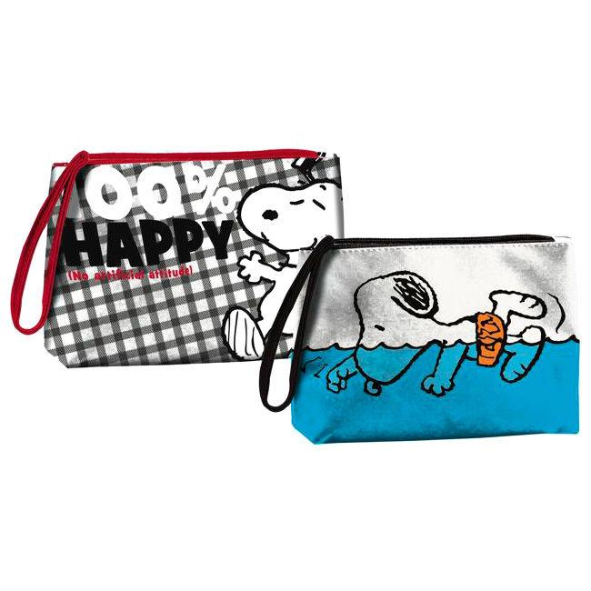 Neceser Snoopy Attitude surtido
