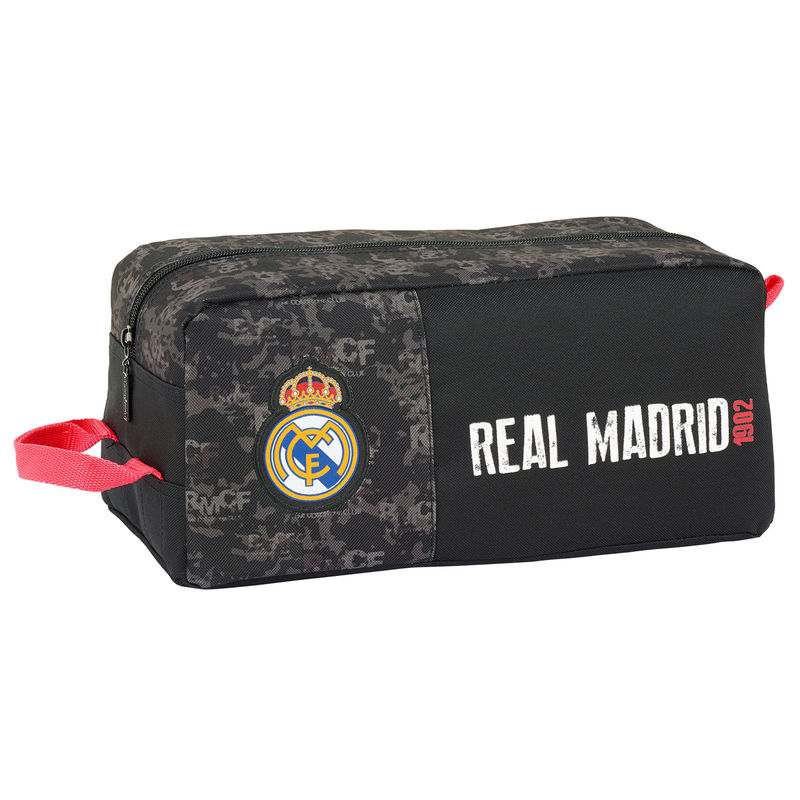 Zapatillero Real Madrid Black