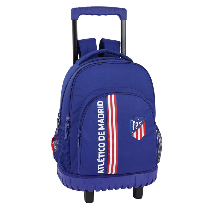Trollley compact Atletico Madrid Blue 45cm