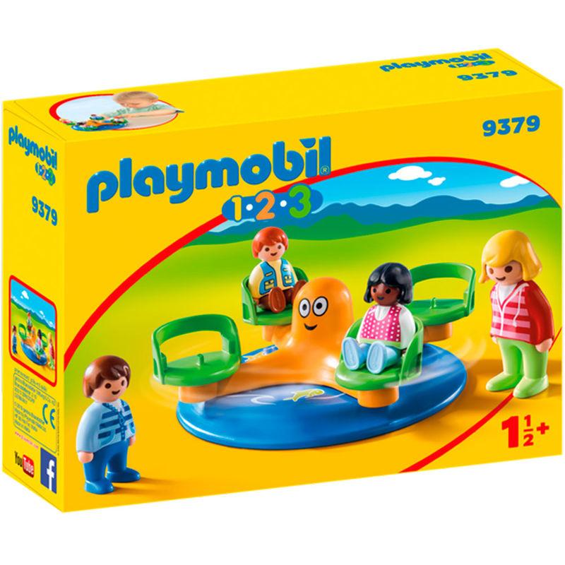 1.2.3 Carrusel Infantil Playmobil
